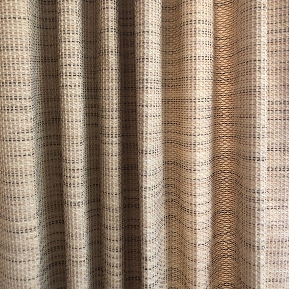 Other - 3 pairs of gorgeous custom large sized curtains